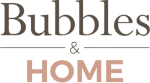 Bubbles & Home Logo